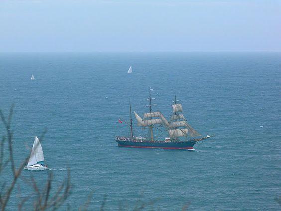 tall ship sydney to hobart start