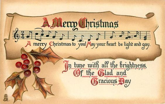 A MERRY CHRISTMAS  A MERRY CHRISTMAS! MAY YOUR HEART BE LIGHT AND GAY.   IN TUNE WITH ALL THE BRIGHTNESS OF THE GLAD AND GRACIOUS DAY  holly