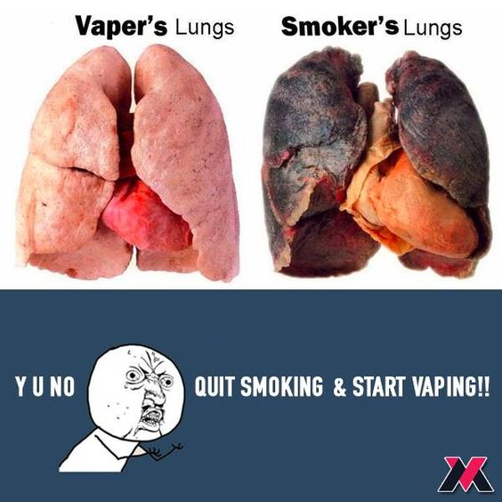 Smoke from the ... Lung Cancer From Smoking Cigarettes