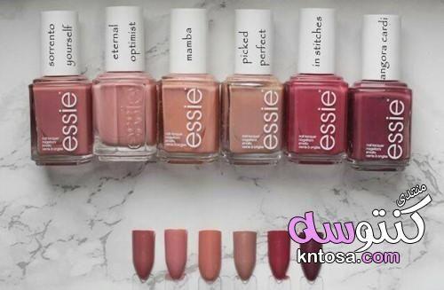 الوان مناكير صيف ٢٠١٩ الوان المناكير الموضة 2019 الوان مناكير تفتح اليدين أبرز ألوان المناكير Kntosa Com Essie Nail Polish Colors Nail Colors Beautiful Nails