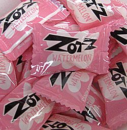 I loved Zotz! I still find them occasionally. It is fun to watch someone's face, when they are eating one for the first time :D