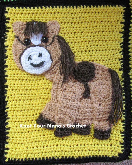 Free Crochet Pattern Farm Animals : Pinterest The world s catalog of ideas
