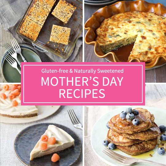 Mother's Day Recipe Round-Up