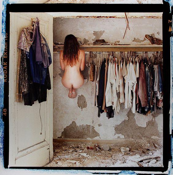 hanging...: