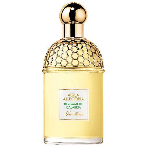 Buy Guerlain Aqua Allegoria Bergamot Calabria Eau de Toilette Spray, 75ml Online at johnlewis.com