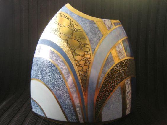 vase moderne porcelain painting pinterest album. Black Bedroom Furniture Sets. Home Design Ideas