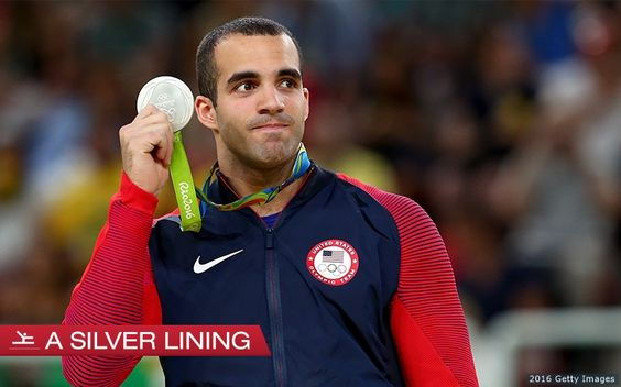Danell Johan Leyva is a Cuban-American gymnast who competes for the United States. He is the 2012 Olympic individual all-around bronze medalist and 2016 Olympic parallel bars and horizontal bar silver medalist.