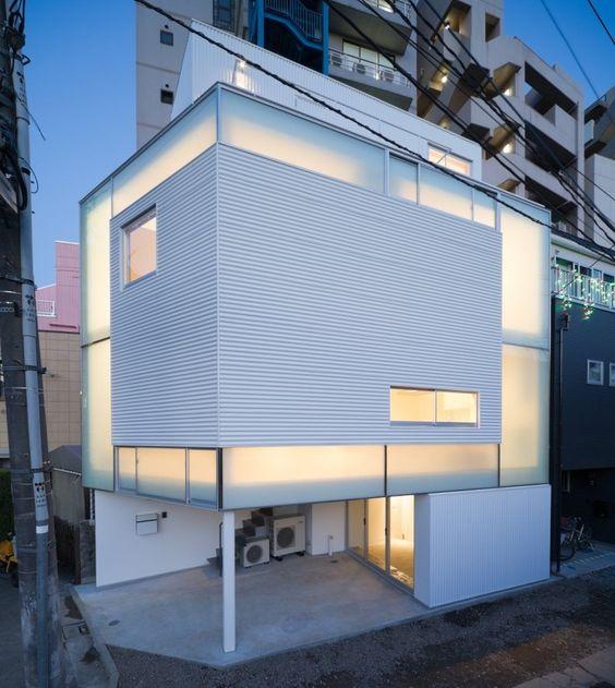 house in nakameguro 1 | facades | pinterest | haus, suche und ... - Japanische Huser