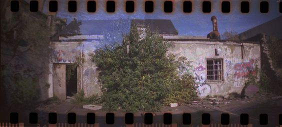 Taken by melyssashannon with a Lomography Sprocket Rocket loaded with Lomography 400 35mm film in Belfast, Ireland.