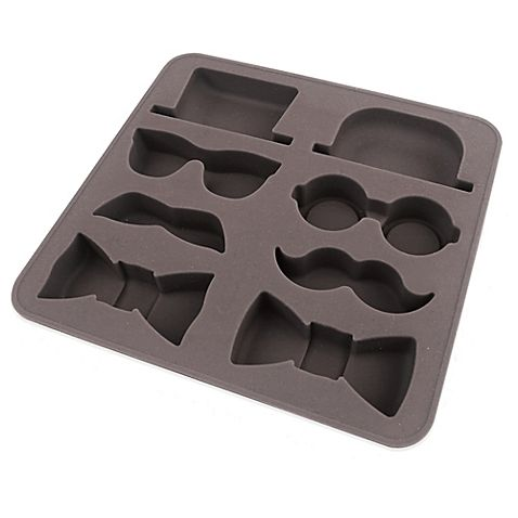 Kikkerland® Design The Gentleman's Ice Tray