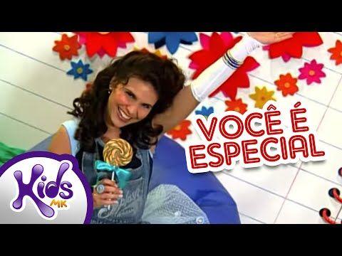 Voce E Especial Aline Barros E Cia Oficial Youtube Voce E