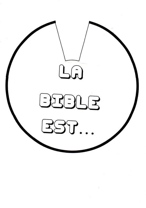 LECON 11 : LA BIBLE EST COMME...