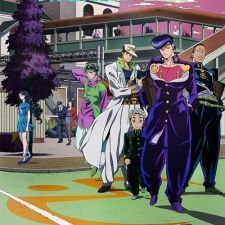 JoJo's Bizarre Adventure: Diamond is Unbreakable -