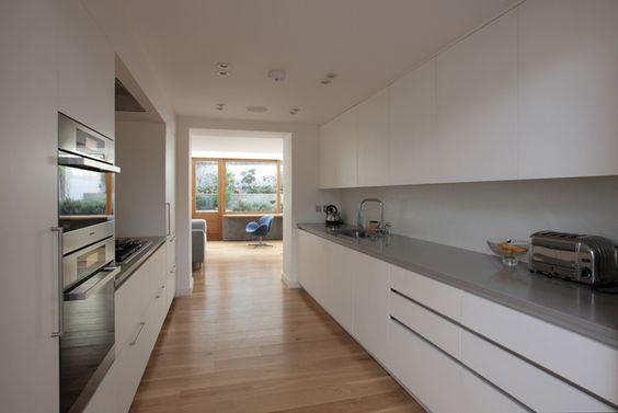 Victorian House modern kitchen interior design Old \ New - schüller küchen händlersuche