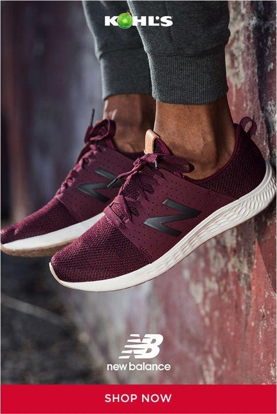 kohl's new balance running shoes