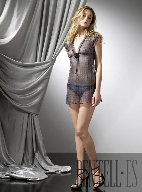 Sisley Underwear Herbst/Winter 2009-2010 - Dessous - http://de.dentell.es/fashion/lingerie-12/l/sisley-underwear-985