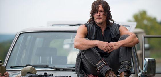Começou a guerra entre o grupo de Rick e os salvadores de Negan - Daryl: The Walking Dead s06e12