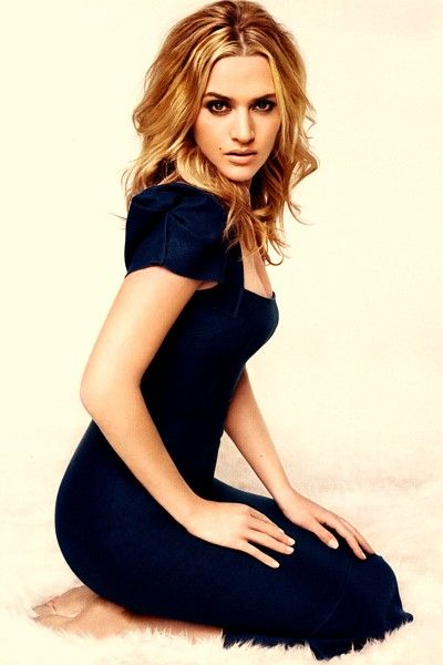 Favorite Actress: Kate Winslet Beautiful, Beyond-Talented