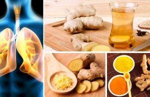 Limpiar eficazmente los pulmones con este elixir medicinal para fumadores
