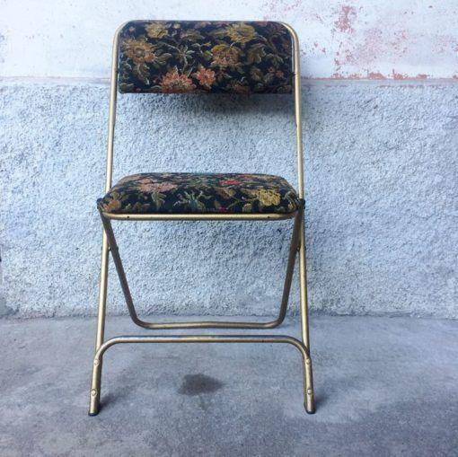 Boutique Vintage A Grenoble Et En Ligne Chaise Pliante Vintage Mobilier