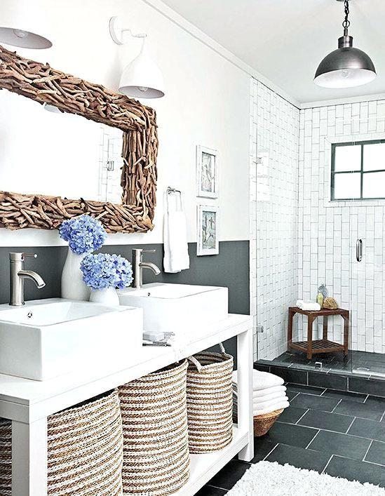Badezimmer Modern Deko