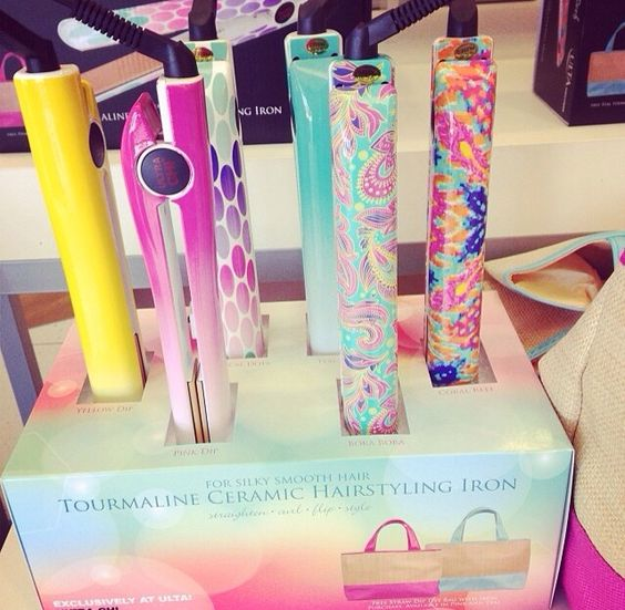 I Would Love A Flat Iron This Year And A Cute Curler