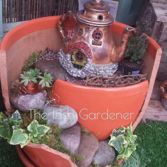 Check out my new Fairy gardens for 2016, this is a massive trend in gardening at the moment and with gardens in the UK getting smaller and smaller I think everyone can befit from a tiny garden, and your fairy's!