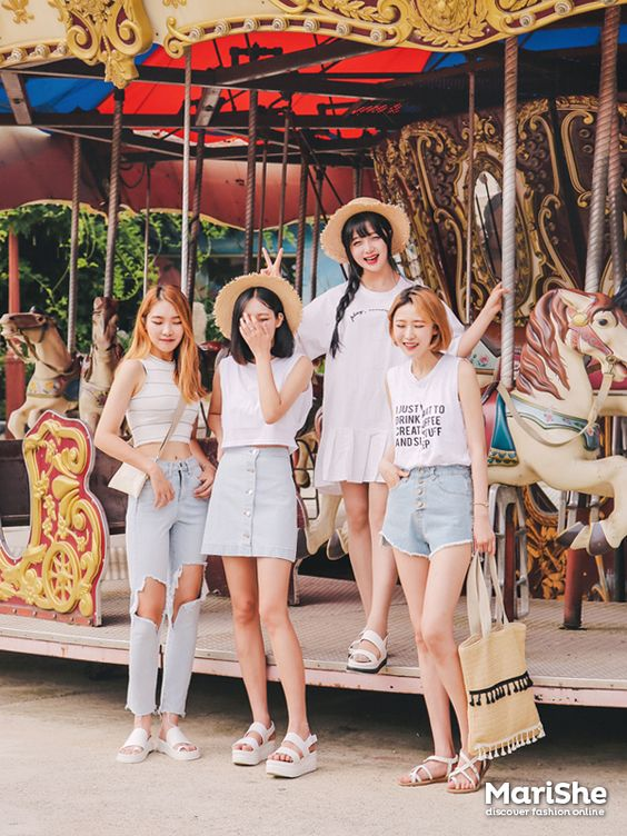 Korean Fashion Similar Look | Official Korean Fashion: