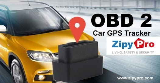 Simply Plug The Obd 2 Gps Tracking Device In Your Car Obd Port To