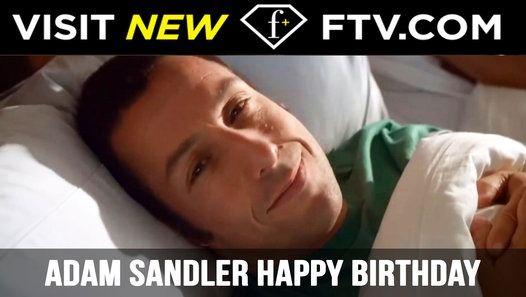 Adam Sandler Happy Birthday - 9th Sep | FTV.com http://ift.tt/2cv77gH #FashionTV #FTV #Fashion