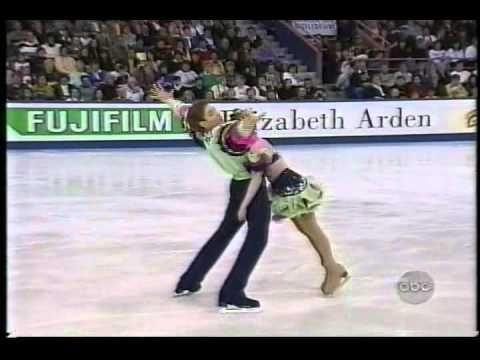 Grishuk & Platov (RUS) - 1996 World Figure Skating Championships, Free D...