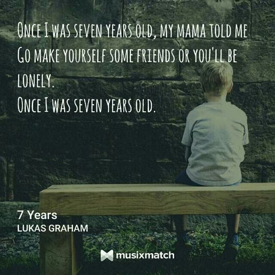 7 Years - Lukas Graham:
