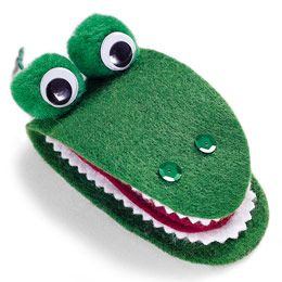 Alligator Sewing Kit: Christmas Gift Ideas, Sewing Kits, Pincushion, Alligator Sewing, Craft Alligator, Christmas Gifts
