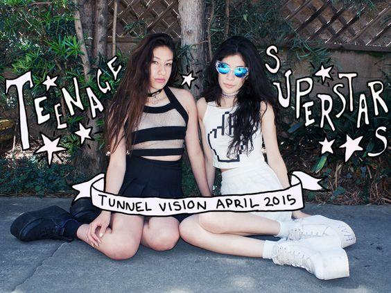 Teenage Superstars – Tunnel Vision