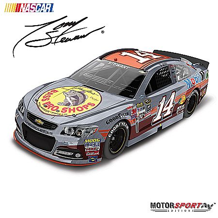 Tony Stewart No. 14 Bass Pro Shops 1:24 Scale Diecast Car