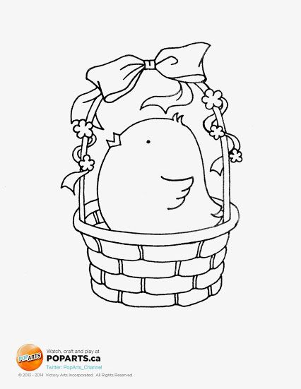 #Printable #Easter #Crafts