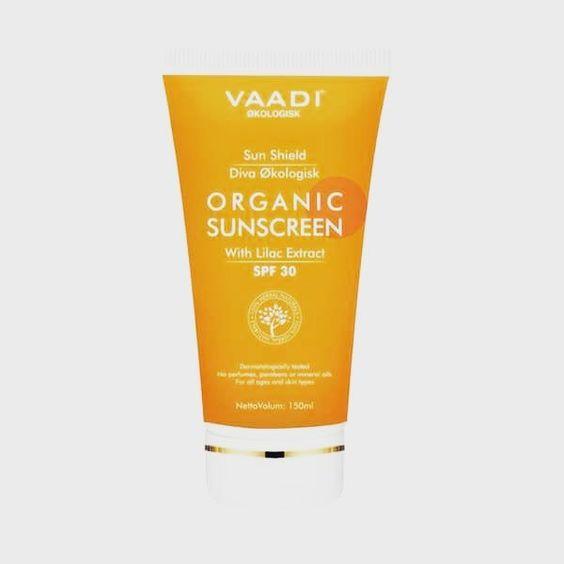 100% rent  økologisk produkt ,brukes både som solkrem og aftersun. Ayurvedisk…
