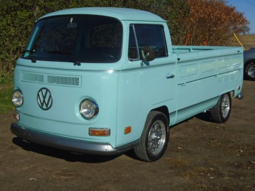 1970 Volkswagen Pickup Vintage Classic 1970s Trucks For Sale 1970 Chevy Ford Truck And More 1970strucks Oldtr Classic Trucks Classic Cars Old Trucks