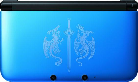 Console Nintendo 3DS XL bleue + Fire Emblem : Awakening - édition limitée: Amazon.fr: Jeux vidéo