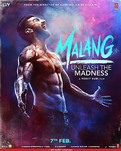 Malang S First Look Is Out And We Are Stunned In 2020 Hd Movies Download Hd Movies Bollywood Movies
