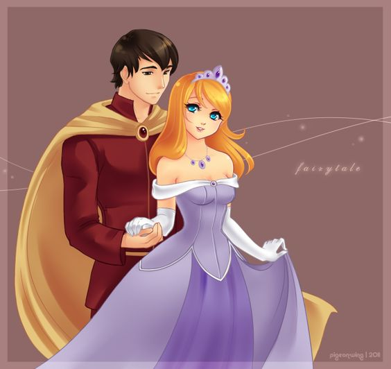 Image result for the goose girl and the prince