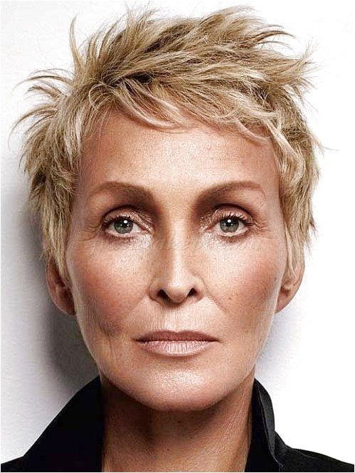 Short Hairstyles 2020 Female Over 60