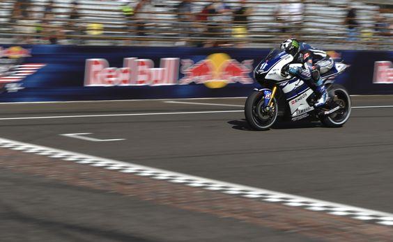 Ben Spies, Yamaha. Foto: Yamaha Racing