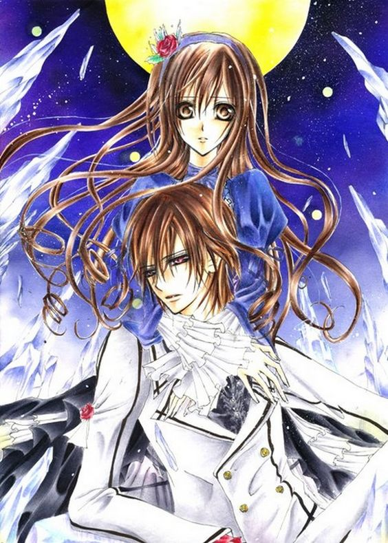 vampire knight - Kaname & Yuuki