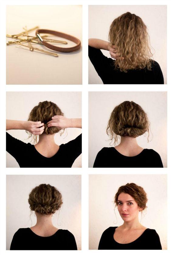 Fine Activities Wedding Hairstyles And Hairstyles On Pinterest Short Hairstyles Gunalazisus