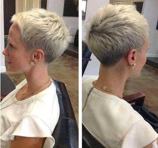 Frisuren Kurze Haare Frauen Trends Mit Brille Frisur Undercut Kurzhaarschnitte Frisuren