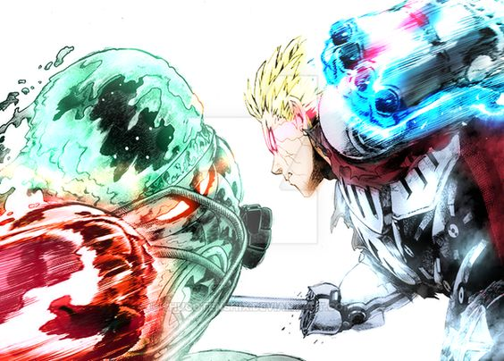 one punch man saitama fanart - Google Search