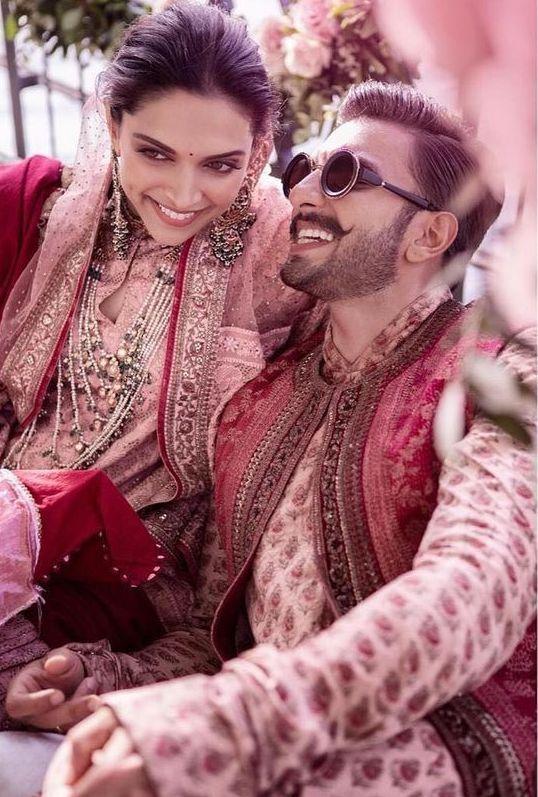 New Deepika Ranveer Wedding Photos You Have To See Today Bollywood Wedding Desi Bride Deepika Ranveer
