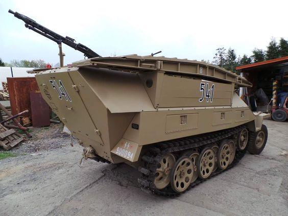 Sdkfz. 251/7 Ausf D