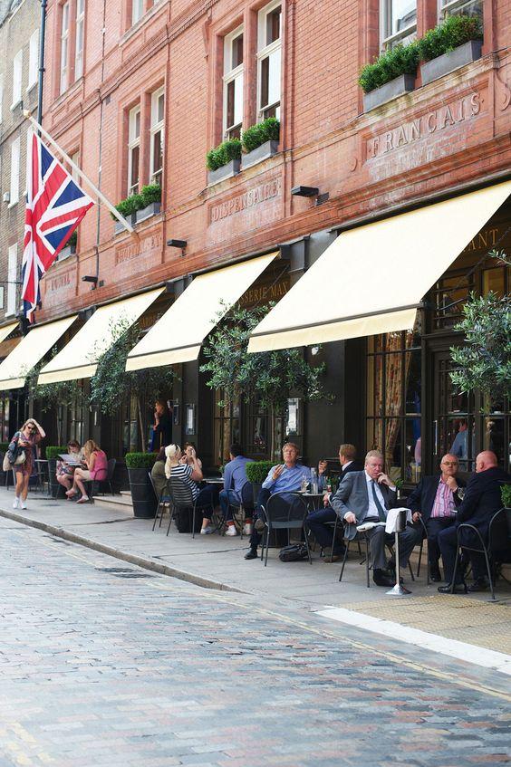 Whistles neighbourhood: Covent Garden